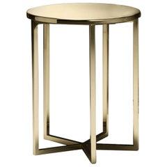 Elliot Gold Side Table