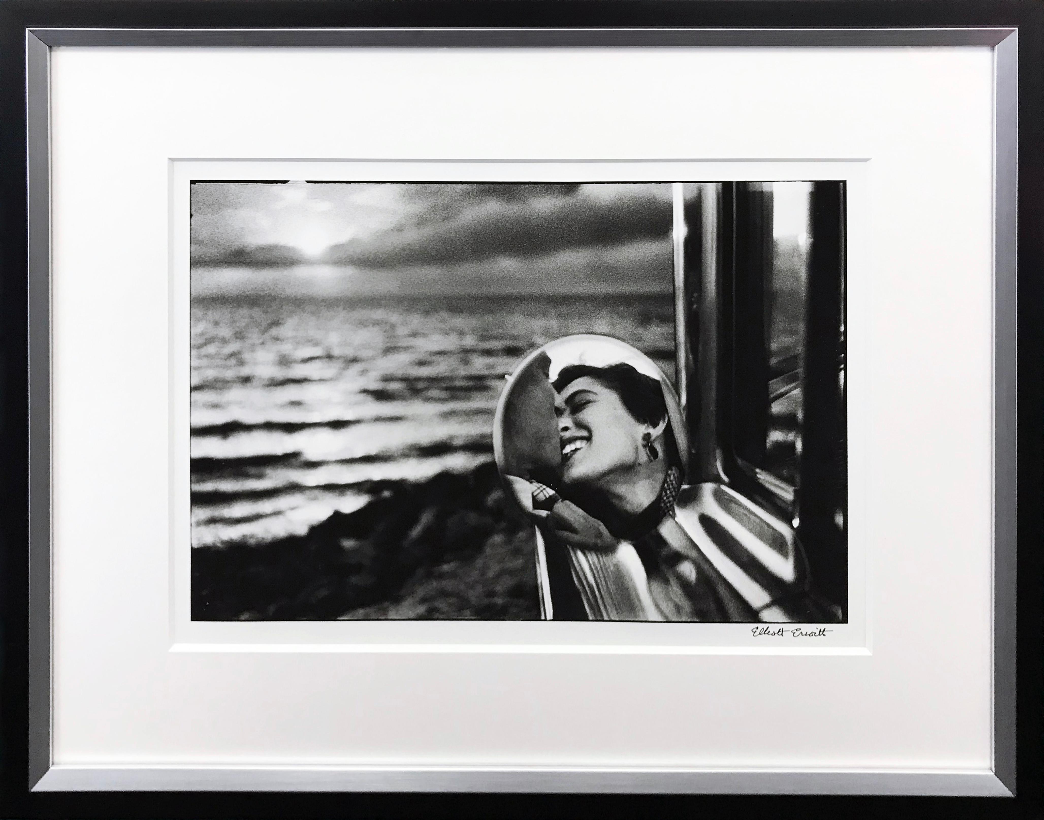 CALIFORNIA KISS, SAN MONICA, 1955