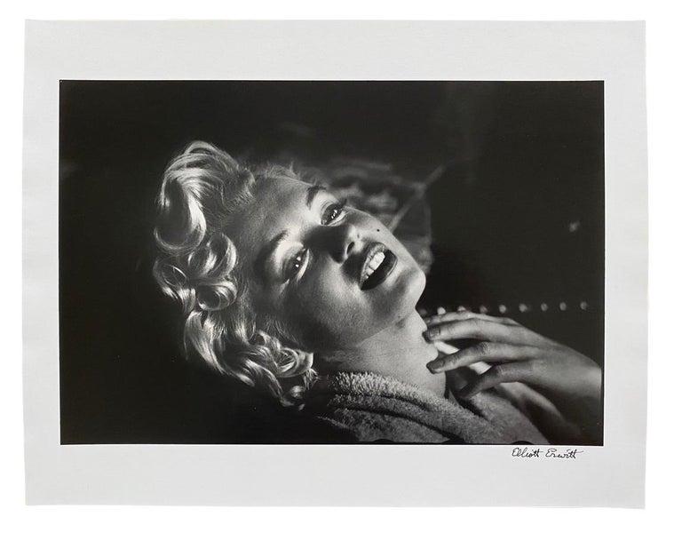 Marilyn Monroe, New York City - Modern Photograph by Elliott Erwitt