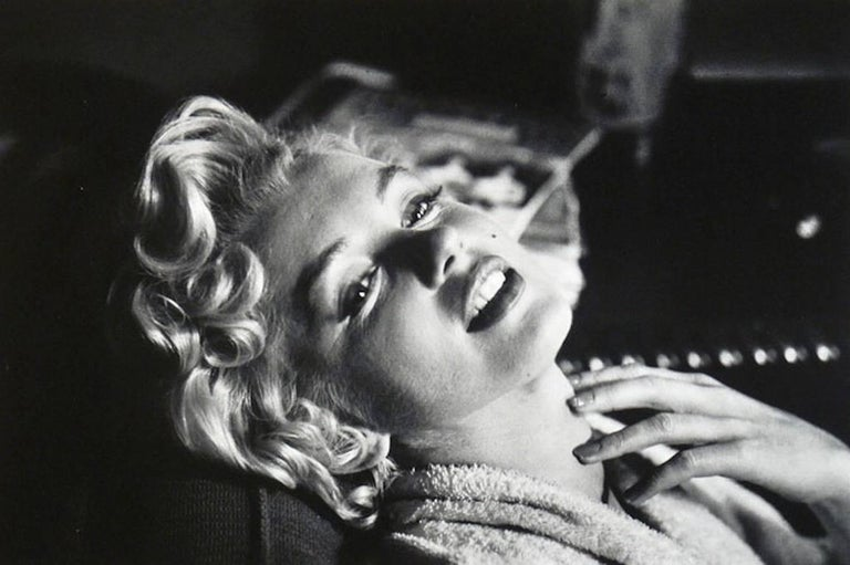 Elliott Erwitt Black and White Photograph - Marilyn Monroe, New York City