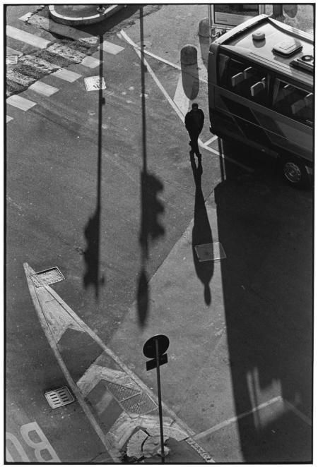Milan, Italy - Elliott Erwitt (Black and White Photography)