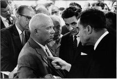 Moscow (Nikita Khrushchev and Richard Nixon)