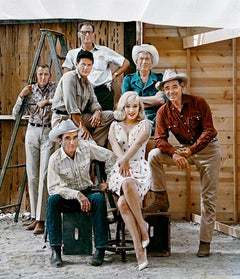Reno, Nevada. 1960. Film set of The Misfits