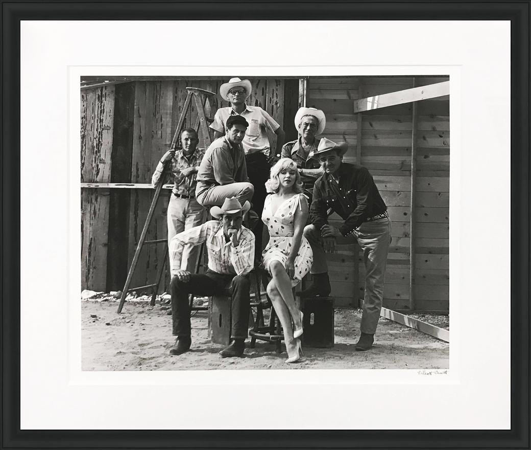 THE MISFITS, RENO NEVADA, 1960