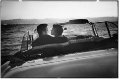 USA, Berkeley, California, 1956 - Elliott Erwitt (Black and White Photography)