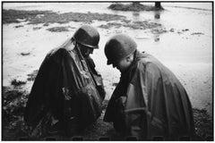 USA, Fort Dix, New Jersey, 1951 - Elliott Erwitt (Black and White Photography)