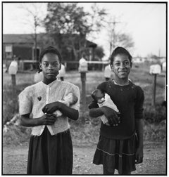 USA, New Orleans, Louisiana, 1947 - Elliott Erwitt (Black and White Photography)