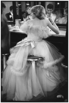 USA, New Orleans, Louisiana, 1950 - Elliott Erwitt (Black and White Photography)