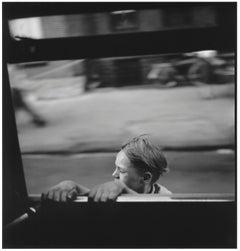 USA, New York City, 1948 - Elliott Erwitt (Black and White Photography)