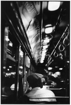 USA, New York City, 1950 - Elliott Erwitt (Black and White Photography)