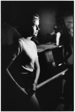 USA, New York City, 1954 - Elliott Erwitt (Black and White Photography)