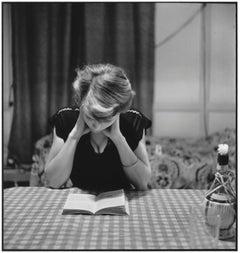 USA, New York City, 1954 (Lucienne Van Kan) - Elliott Erwitt