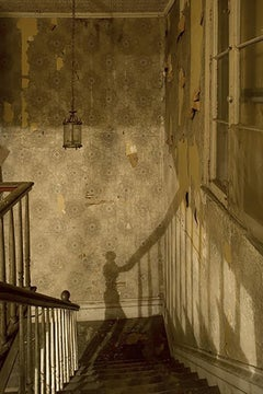 Bredt House Staircase, Staten Island, NY (Interior Photo of Historic Home)