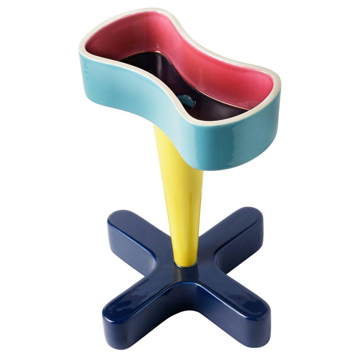 Ellipse Vase by Karim Rashid