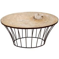 Ellisse Low Table