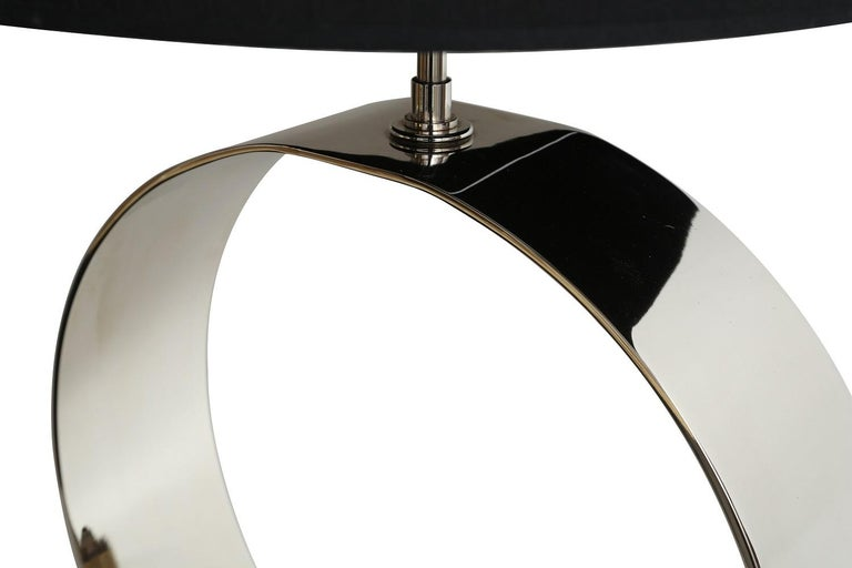 Italian Ellisse Table Lamp by Selezioni Domus For Sale