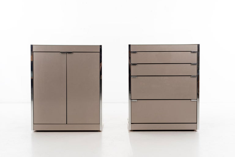 Ello Nightstands or Cases In Good Condition For Sale In Chicago, IL