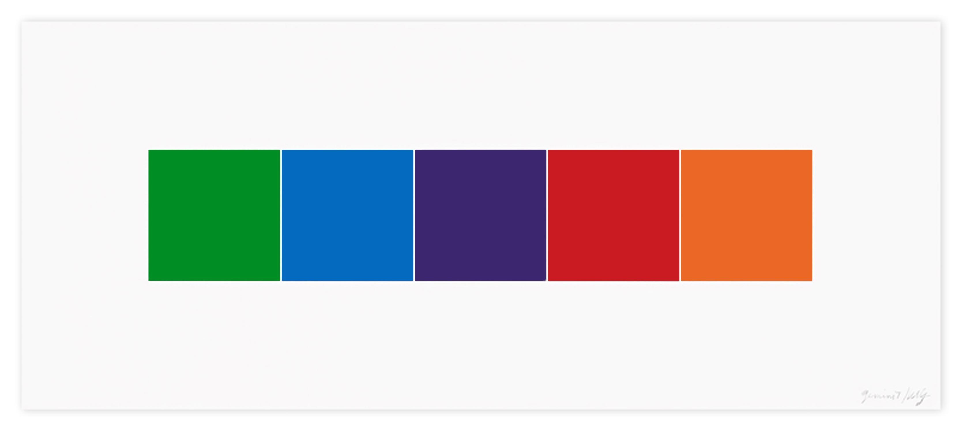 Color Squares 4