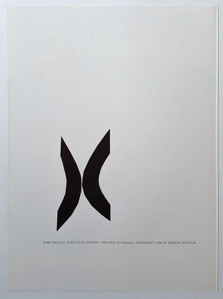 Derrière Le Miroir No. 110 (front cover) For Sale 3