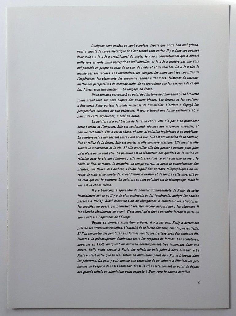 Derrière Le Miroir No. 149 (page 6) For Sale 4
