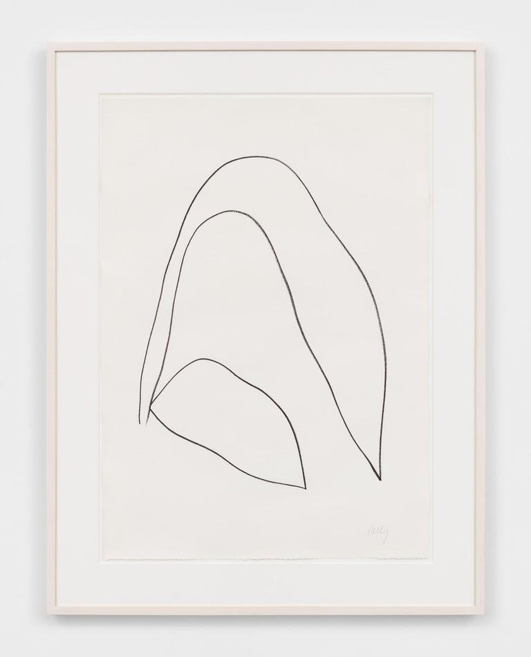 Leaves - Print by Ellsworth Kelly