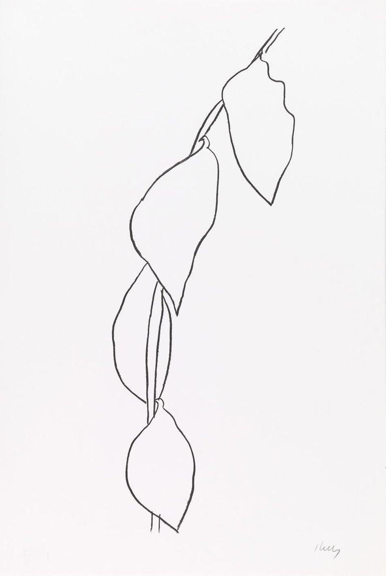 Lemon Branch - Print by Ellsworth Kelly