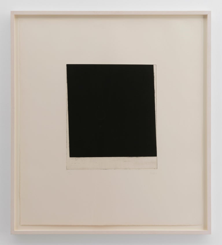 Wall - Abstract Print by Ellsworth Kelly