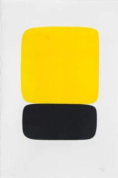 Yellow over Black