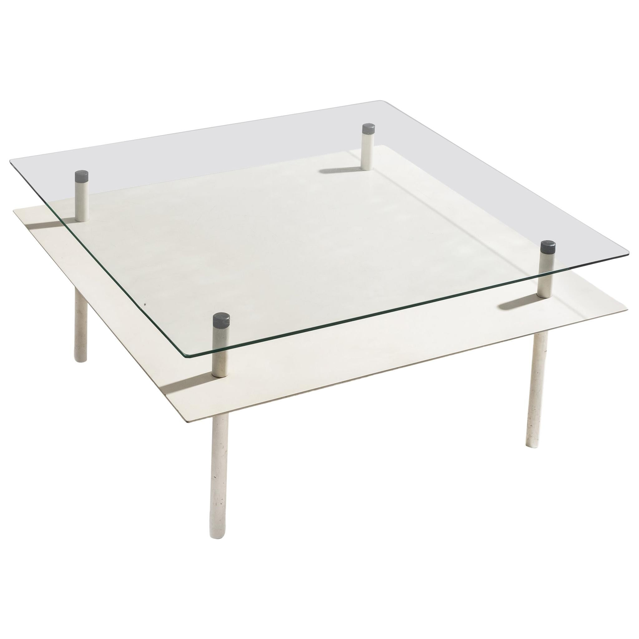 Elmar Berkovich for Metz & Co Side Table