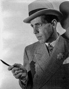 Humphrey Bogart: Film Noir Fine Art Print