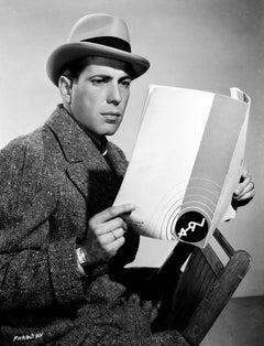 "Humphrey Bogart in ""Kid Galahad"" Fine Art Print"