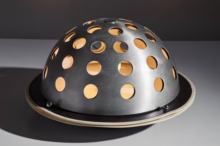 "Italian ""Elmo"" Table Lamp by Columbini & Guzzetti For Sale"