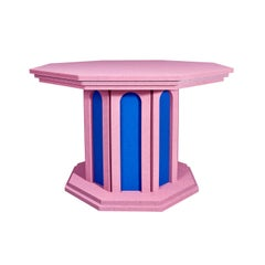 Elton, Sound Absorbing Colored Dining Table by Marie Aigner