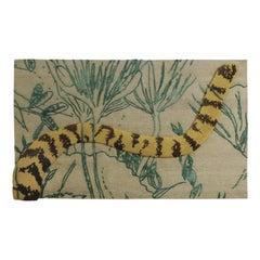Elusive Tiger Rug by Nuala Goodman