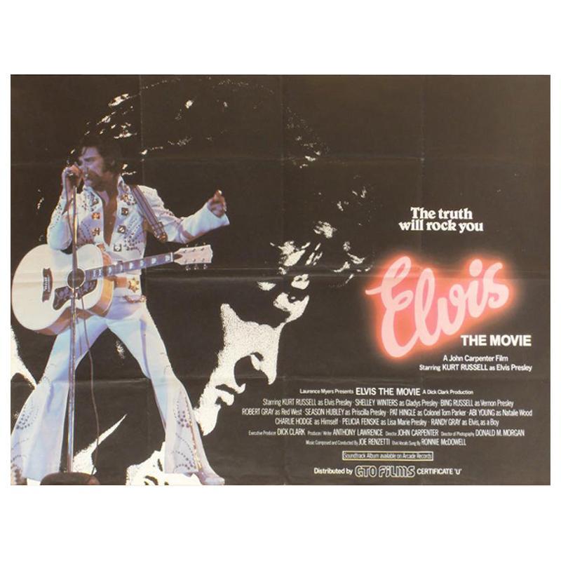 Elvis '1979' Poster