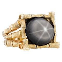 Elvis Presley's Black Star Sapphire Ring