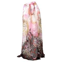 Emanuel Ungaro long skirt, Orignal Label 1990