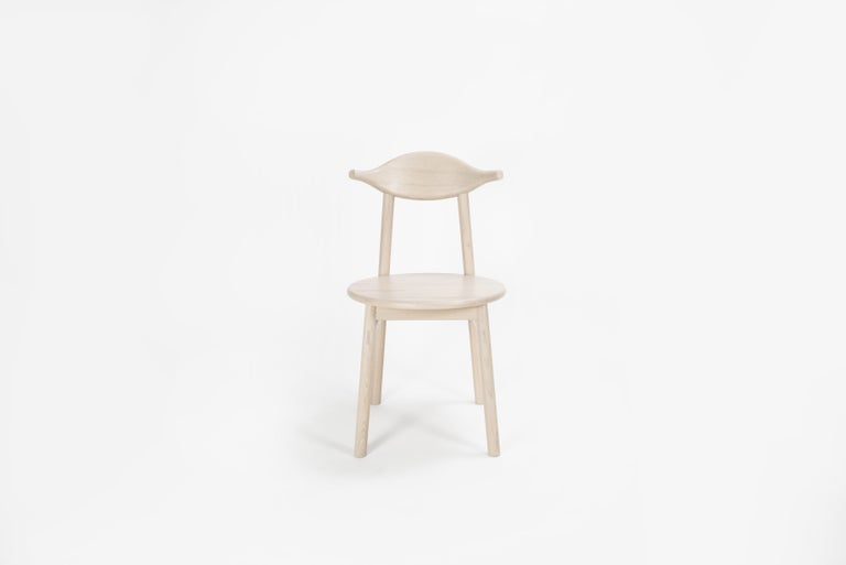 Sun at Six is a contemporary furniture design studio that works with traditional Chinese joinery masters to handcraft our pieces using traditional joinery. The Ember chair is a versatile seat made using traditional joinery techniques. The wide,