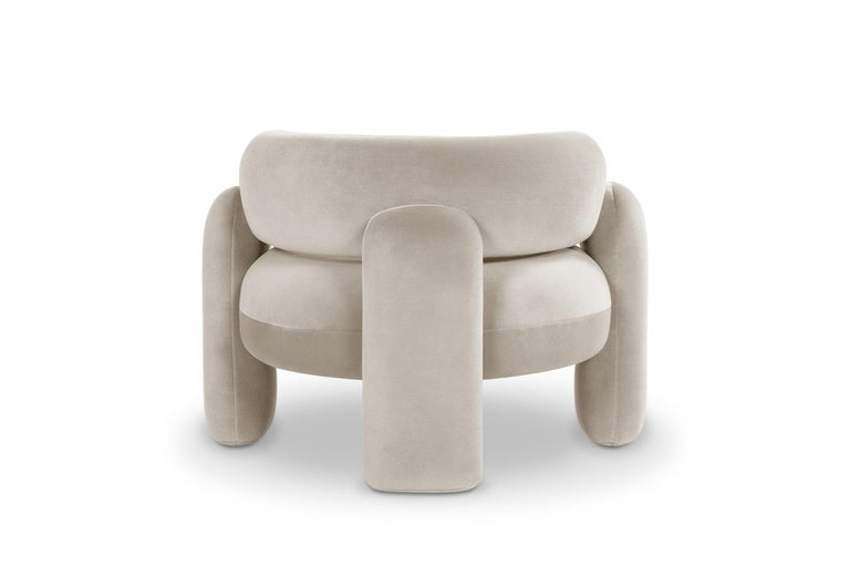Modern Embrace Armchair by Royal Stranger For Sale