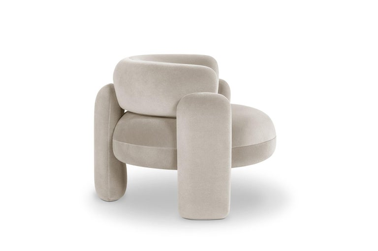 Portuguese Embrace Armchair by Royal Stranger For Sale