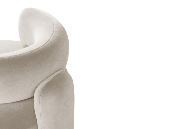 Contemporary Embrace Armchair by Royal Stranger For Sale