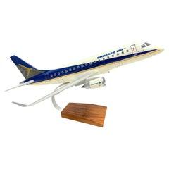 Embraer 170 Jet Airplane Aircraft Model Brazil