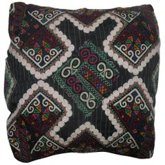Embroidered Suzanni Textile Pillow