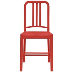 Emeco 111 Navy Chair in Red by Coca-Cola