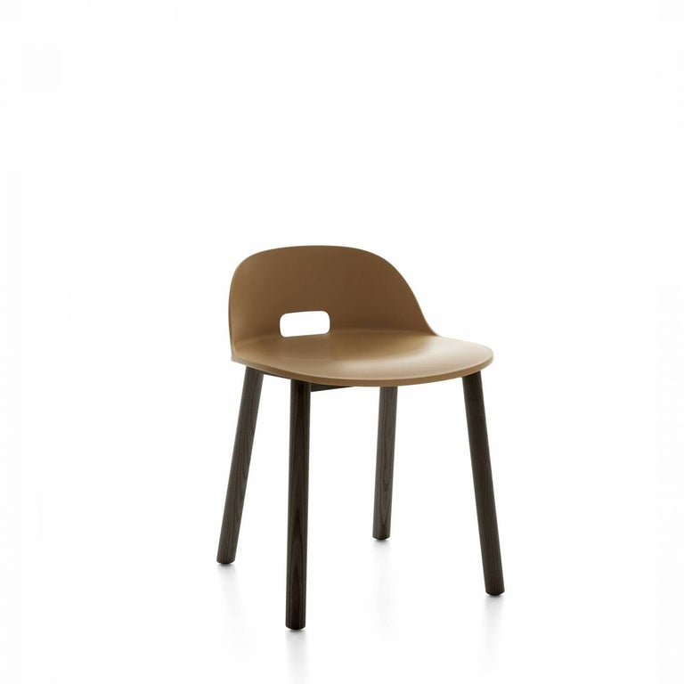 Emeco and Morrison together, designed and engineered The Alfi collection with the conviction that what you don't see is as important as what you do see. Alfi reflects Emeco and Morrison's common appreciation for the invisible qualities behind