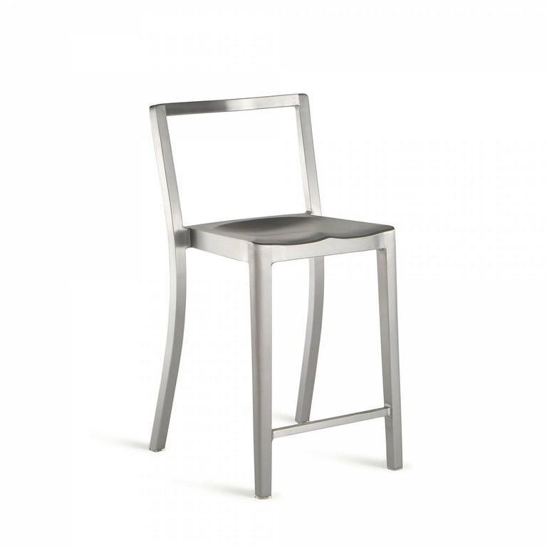 """Icon is a stacking chair cousin to the famous Starck designed Hudson chair. It has been used in hotels, bars and restaurants worldwide, as well as training centers, meeting areas and schools. Starck describes Icon as """"the chair I see when I close my"""
