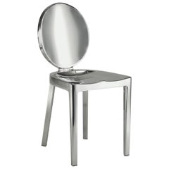 Emeco Kong Chair in Polished Aluminium by Philippe Starck