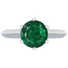 Emerald And Diamond Ring By RayazTakat