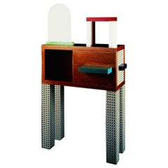 Emerald Side Table, by Nathalie du Pasquier from Memphis Milano