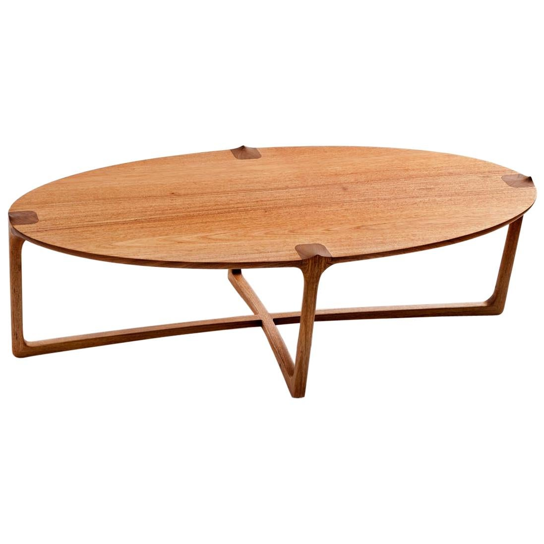 """""""Emi"""" Coffee Table by Marcos Amato, Brazilian Contemporary Design"""